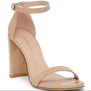 Walkway leather sandals